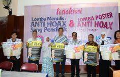 Lomba Menulis Artikel Anti Hoax Sang Pendidik dan Lomba Poster Anti Hoax Untuk Guru dan Siswa Se-Indonesia Dalam Rangka HUT PGRI ke 72 dan Hari Guru Nasional 2017