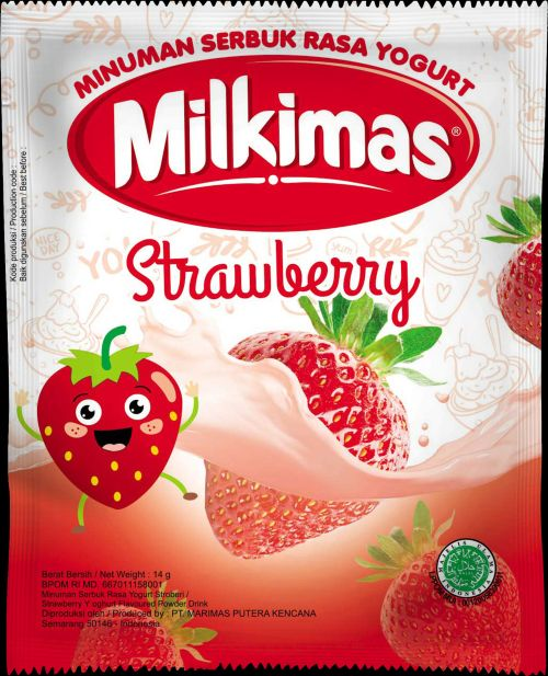 Milkimas Yogurt Strawberry