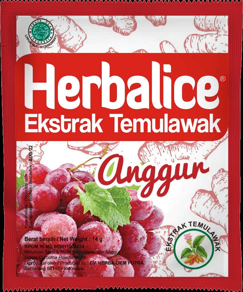 herbalice anggur