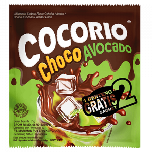 Cocorio Choco Avocado