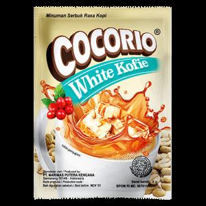 Cocorio White Kofie