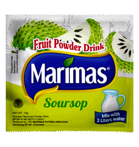 Marimas Export Soursop