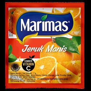 Marimas Jeruk Manis