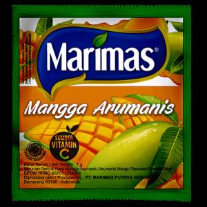 Marimas Mangga Arumanis